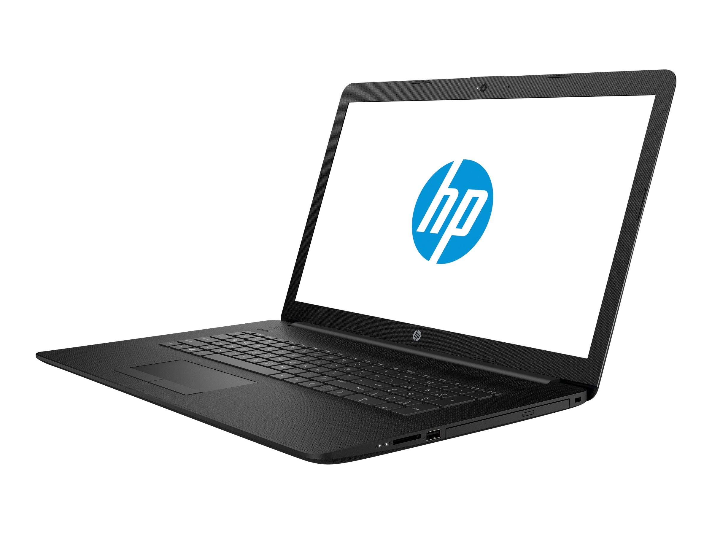 "HP 17-by0405ng - Pentium Gold 4417U / 2.3 GHz - FreeDOS 2.0 - 8 GB RAM - 1 TB HDD - DVD-Writer - 43.9 cm (17.3"")"