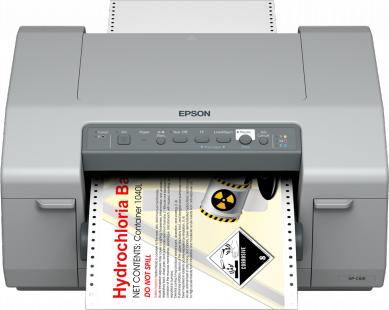 Epson GP-C831 Tintenstrahl Farbe 5760 x 1440DPI Etikettendrucker
