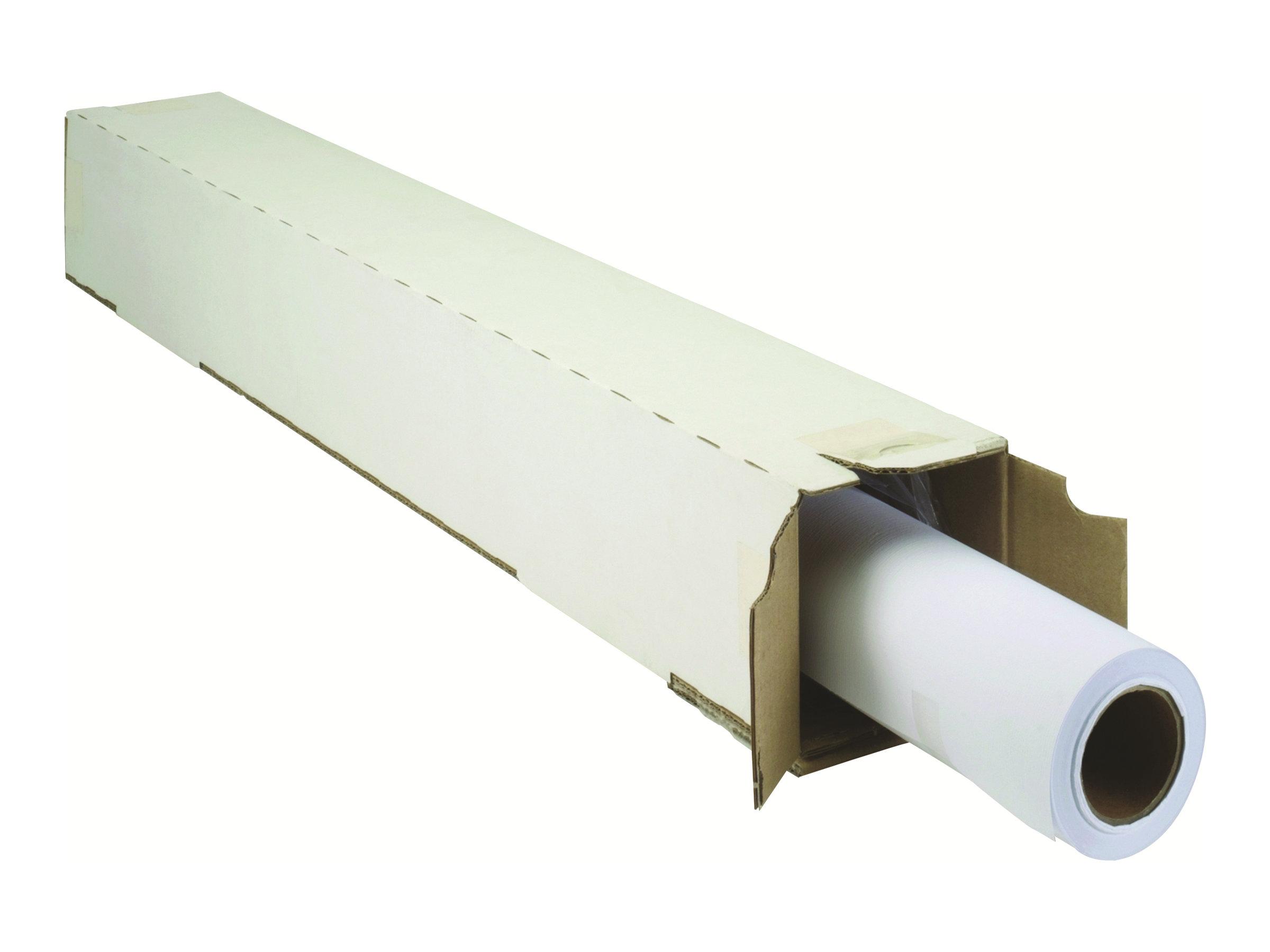 HP Bright White Inkjet Paper - Hochweiß - Rolle (84,1 cm x 45,7 m)