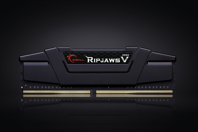 G.Skill Ripjaws V - DDR4 - kit - 16 GB: 2 x 8 GB